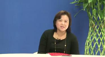专访《梦思故国静听箫》作者周仰之