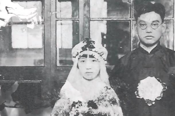《一个家族的百年老照片》